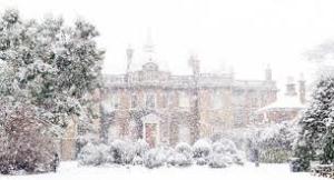 hampton court winter