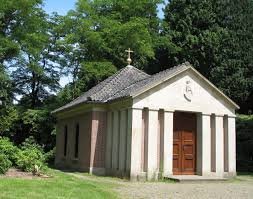Wilhelm's mausoleum at Huis Droorn