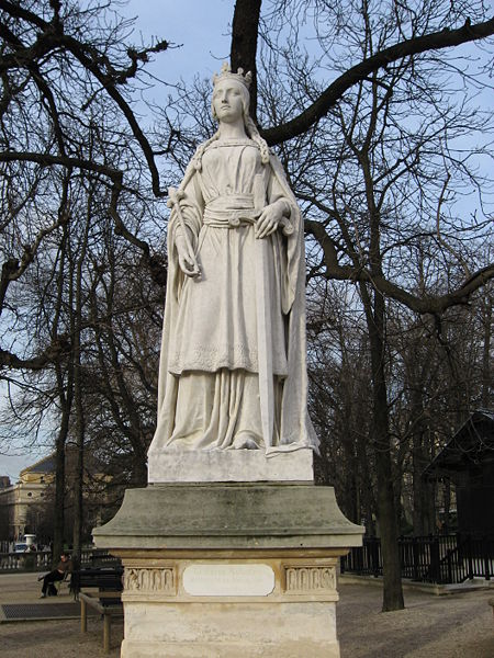 Matilda of Flanders, Carle Elshoecht (1850)