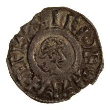 Aethelwulf coin