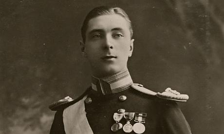 Alexander of Battenberg (later Alexander Mountbatten), Marquess of Carisbrooke