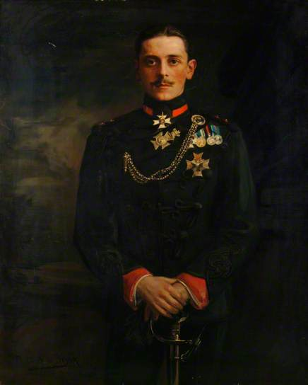 prince maurice of battenburg