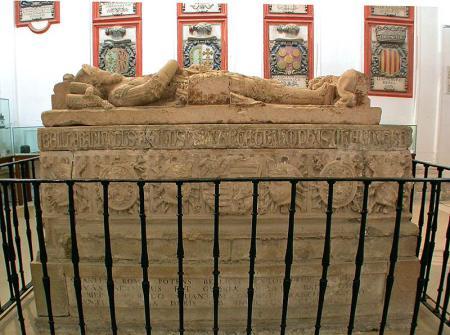 El CId Tomb